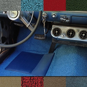 ACC Carpet, Floor Mats, Trunk Mats