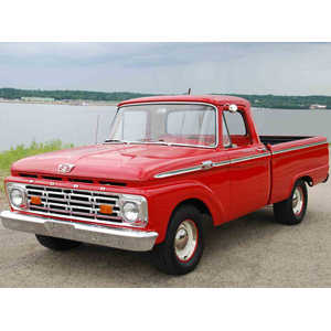 1964 Ford F-100 Pickup Parts Ford Parts, Classic Car Parts