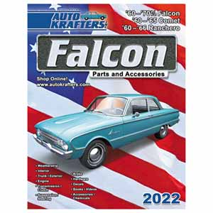 Ford Falcon Catalogs