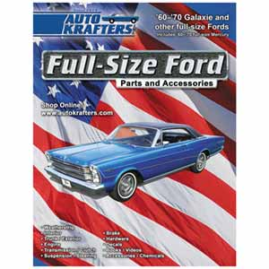 Ford Galaxie Catalogs