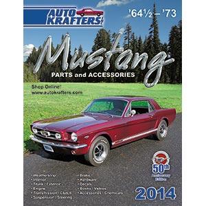 Ford Mustang Catalogs