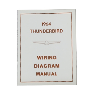 1964 ford thunderbird wiring diagram manual 64 thunderbird What Is PT INR Normal PT PTT and INR