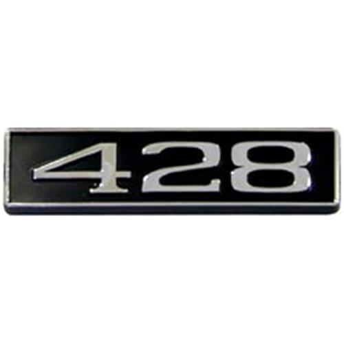 Emblem 428 1961 70 Fordmercury Carstrucks More W428 Galaxie