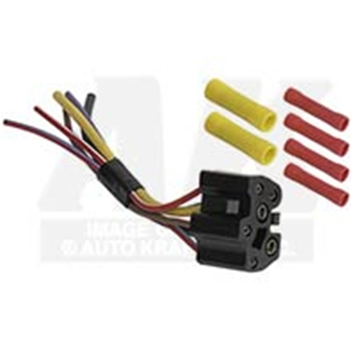 wiring harness 1968-70 ford falcon f-100 pickup 68-69 galaxie fairlane  mustang cougar & more ignition switch