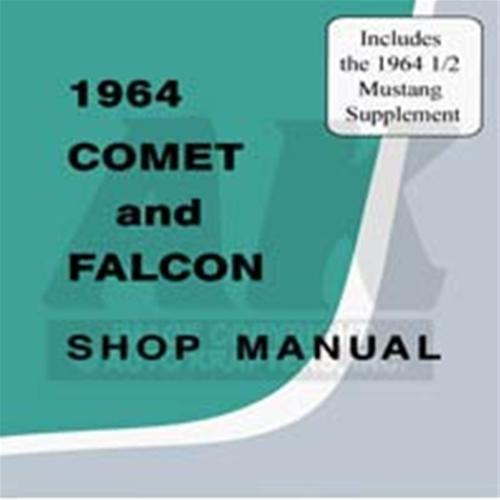cd shop manual 64 falcon comet w 64 1 2 mu suppl rh autokrafters com 68 Comet 64 Comet Cyclone