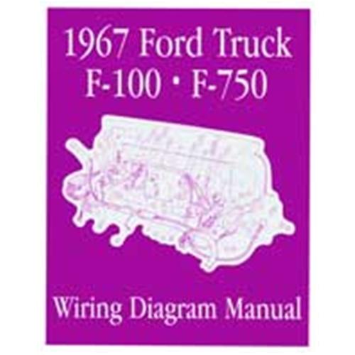 1967 ford f 250 pickup wiring diagram 67 f series