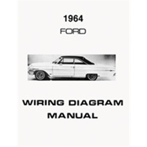 1964 ford galaxie 500 wiring diagram 1964 ford mp134 rh autokrafters com
