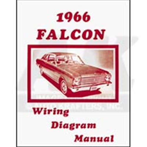 ford ranchero wiring diagrams 1966 ford falcon 1966 falcon wiring diagram manual futura sports  1966 ford falcon 1966 falcon wiring