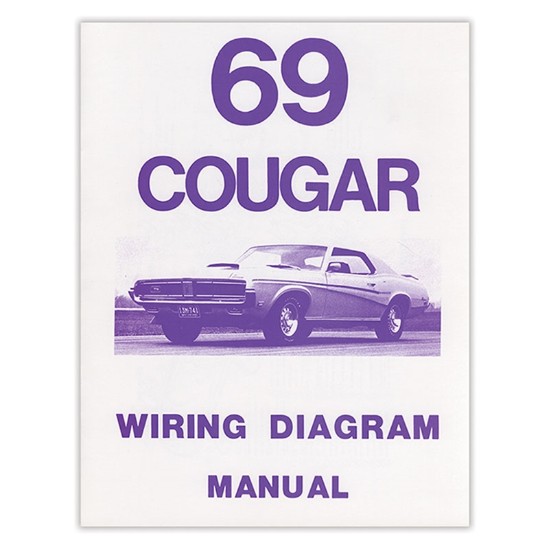 18240 1969 mercury cougar wiring diagram 69 cougar Chevy Ignition Wiring Diagram at crackthecode.co