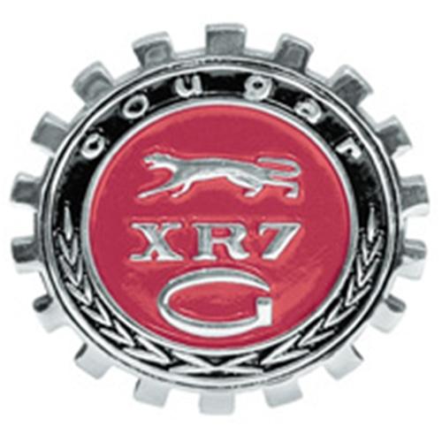 1968 Mercury Cougar Emblem Roof 68 Cougar Xr7 G