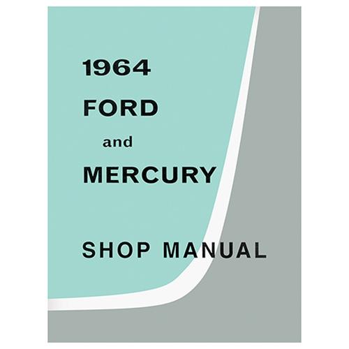 custom ford user manuals