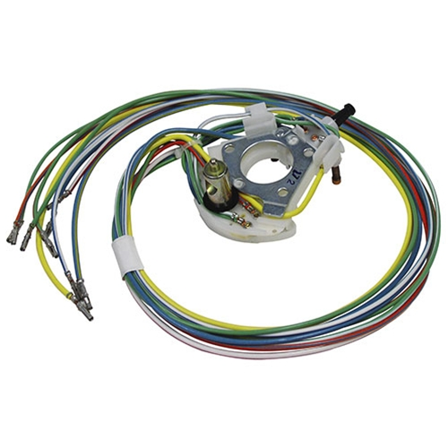 turn signal switch 1968-69 ford galaxie 500 xl ltd fairlane comet 1969  mustang cougar 68-70 falcon wiring