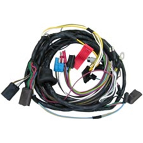 WIRING HARNESS 1967 FORD MUSTANG WITH TACH NO FOG LIGHTS SHELBY GT  FIREWALL-TO-HEADLAMP ELECTRICALAuto Krafters