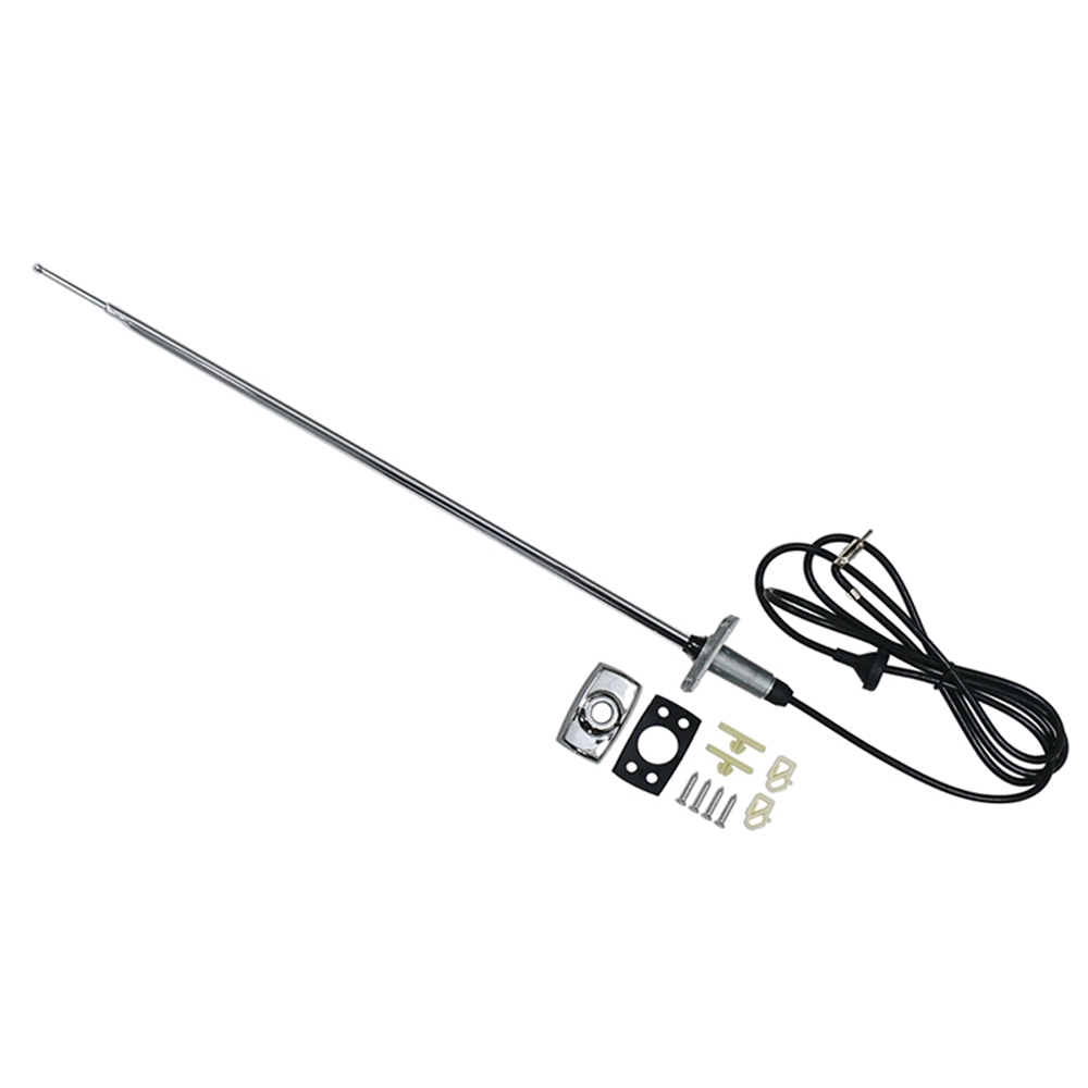 ANTENNA KIT WITH TEARDROP MAST 1970-72 MAVERICK (D0DZ-18813A)
