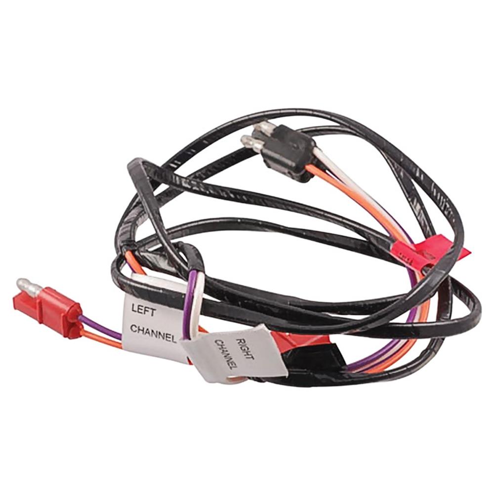 radio-to-speaker wire harness 1973-79 ford f-100 f-250 f-350 pickup 1978-  auto krafters
