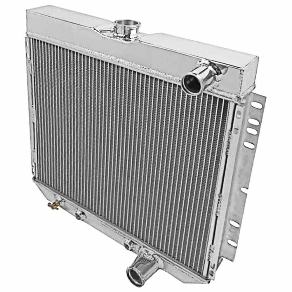 3 ROW RADIATOR FOR 1967 1968 1969 FORD MUSTANG//TORINO//LTD V8 Ranchero//Fairlane