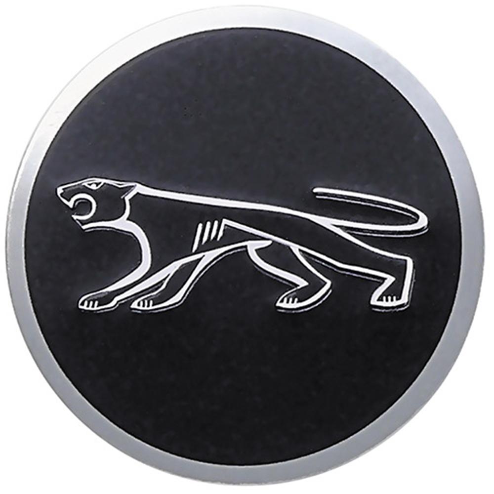 1969 mercury cougar emblem cougar key fob alum disc with mercury