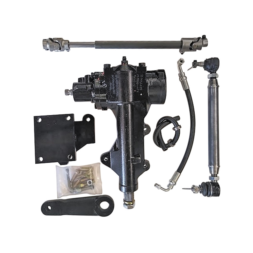 1968 Ford F 250 Pickup Power Steering Conversion Kit 1967 77 Ford