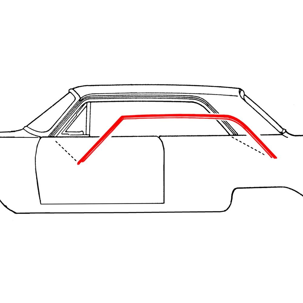 LH Left Side Door View Mirror Corner Triangle Fender For Toyota Corolla 08-12