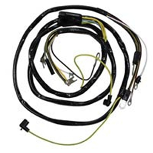 GENERATOR HARNESS 1964 FORD FALCON WITH 260 289 V8 ENGINE FUTURA ... ford 2g alternator wiring Auto Krafters