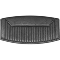 BRAKE PEDAL PAD - 1973-96 F-SERIES BRONCO WITH AUTOMATIC TRANSMISSION (D3TZ-2457B)