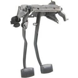 BRAKE AND CLUTCH PEDAL ASSY 92-96 F-SERIES