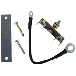 POWER TOP TERMINAL & FUSE LINK 1966 FORD MUSTANG HARDTOP FASTBACK CONVERTIBLE SHELBY GT WIRES NOT INCLUDED (C1TZ-1448A)