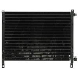 A/C CONDENSER 1970-71 FORD TORINO 1971-73 MUSTANG COUGAR JUDGING COMPETITION-LEVEL REPRODUCTION FLAT EXTRUSION (11-104)