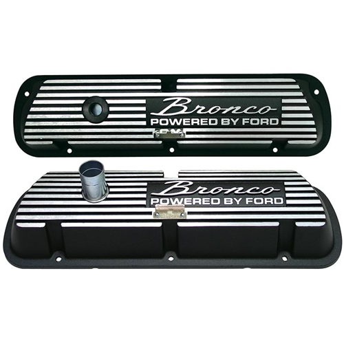 VALVE COVER BRONCO POWERED BY FORD