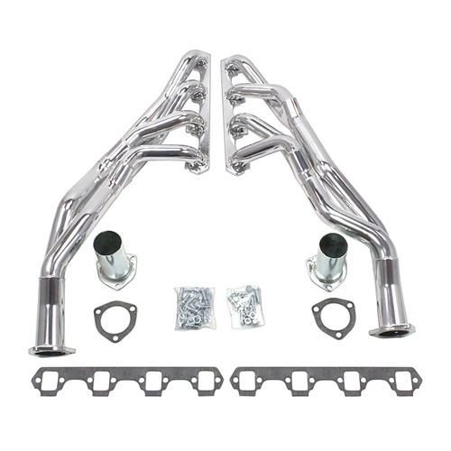 DOUG'S COATED HEADERS 1963-65 FORD FALCON RANCHERO COMET 260 289 WITH C4 AND AIR COND POWER STEERING 302 TRI-Y (D660YA)