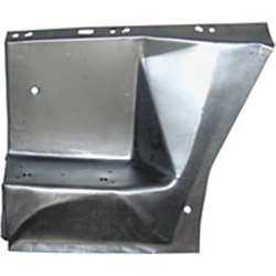 BATTERY APRON 1967-68 MUSTANG AND COUGAR (M216R)