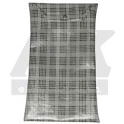 JACK PACK PLAID 1964-73 FORD MUSTANG SHELBY GT-350 GT-500 WITH PLAID CLASSIC TRIM TRUNK MATS (JP)