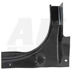 TRUNK CORNER 1967-68 FORD MUSTANG HARDTOP FASTBACK CONVERTIBLE SHELBY COBRA GT RIGHT-HAND PASSENGER SIDE (M242R)