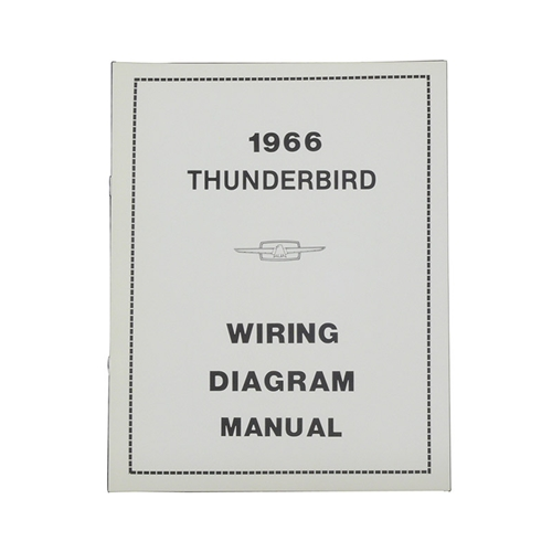 1966 ford thunderbird wiring diagram manual - 66 thunderbird 1966 thunderbird wiring diagram #11