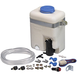 WINDSHIELD WASHER PUMP KIT - WITH RESERVOIR