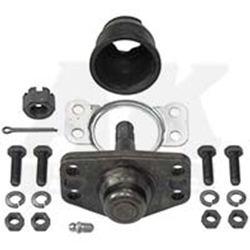BALL JOINT - UPPER 4 BOLT MOOG 65-66 MUSTANG