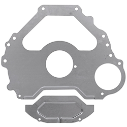 BELLHOUSING SEPARATOR PLATE 68-73 FORD & MERCURY CARS WITH C4 & 302 351 164-TOOTH WITH INSPECTION COVER (C9DZ-7007/7986)