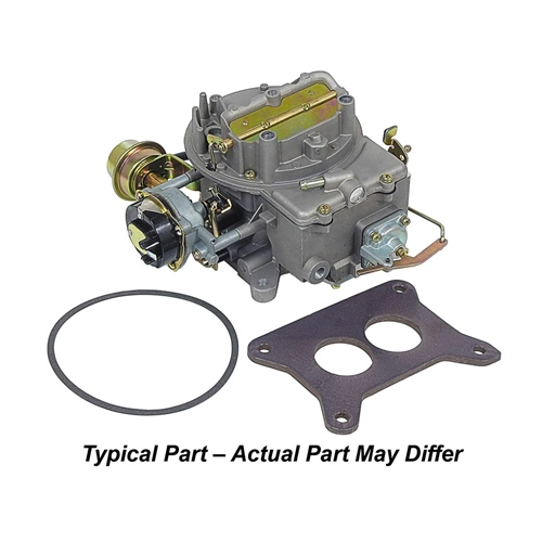CARBURETOR 2-BBL 300CFM WITH ELECTRIC CHOKE 64-78 289 302 351