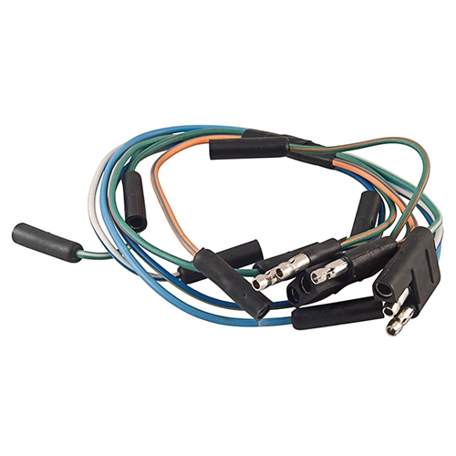 ADAPTOR HARNESS 1961-64 FORD F-SERIES F-100 F-250 F-350 PICKUP TRUCK MAIN-TO-TURN SIGNAL SWITCH WIRING (C1TF-13A334A)