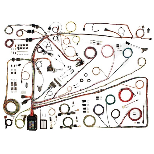 WIRING HARNESS UPDATE KIT 1962-65 FORD FAIRLANE 500 XL ...