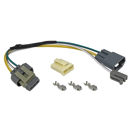 ALTERNATOR ADAPTER KIT GM SI-SERIES TO FORD 3G-SERIES ALTERNATOR FOR WIRING HARNESS UPDATE KITS INSTR INCLUDED (500802)