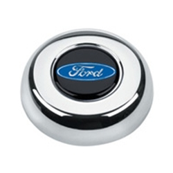 GRANT CHROME HORN BUTTON FORD (5685)