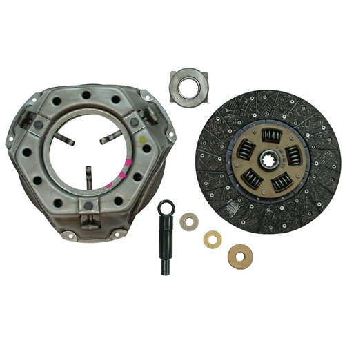 CLUTCH KIT 1963-74 FORDS AND MERCURYS WITH 289 THROUGH 429 ENGINES - LEVER-STYLE