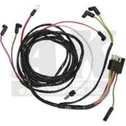 ENGINE GAUGE FEED 1963 FORD GALAXIE COUNTRY SEDAN SQUIRE ...