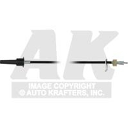 SPEEDOMETER CABLE 1964-65 FORD FAIRLANE 1965-66 MUSTANG 500 SHELBY GT (C5OZ-17260A)