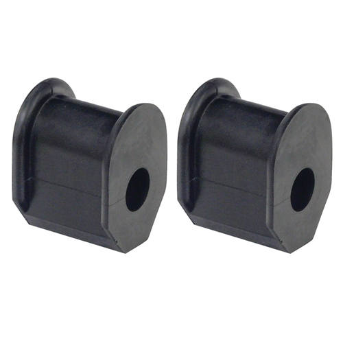 "BUSHINGS 1964-79 FORD/MERCURY CARS GALAXIE FAIRLANE FALCON MUSTANG 5/8"" DIA FRONT SWAY BAR-TO-FRAME PAIR (54935/8)"