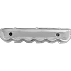 VALVE COVER CHROME W/BAFFLE 240 300