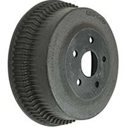 BRAKE DRUM - REAR FINNED 10 X 2 1/2