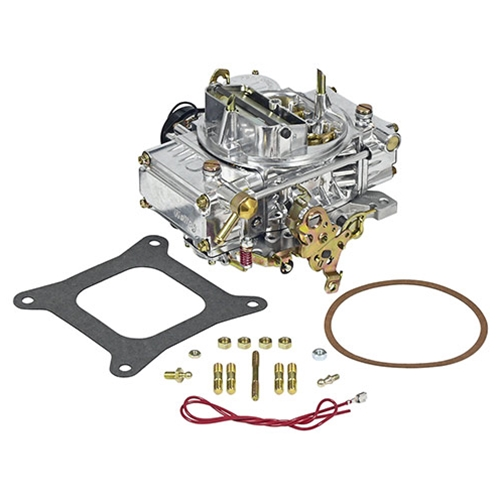 HOLLEY CARBURETOR 4 BARREL 600 CFM WITH ELECTRIC CHOKE